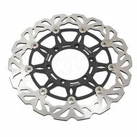 Motorcycle floating brake disc for KX250 Brake Disc Rotor