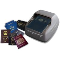 Kiosk ID card reader ocr passport reader mrz passport scanner hotel front desk scanner