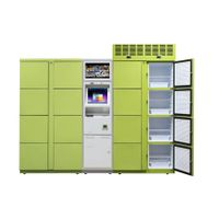 Temperature Controlled Locker