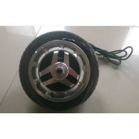 9 inch brushless dc motor for self balancing unicycle scooter