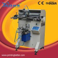 cylindrical screen printing machine