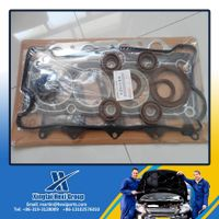 Automobile parts diesel engine cylinder full gasket kit for Toyota Corolla