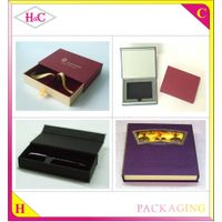 High quality double layers cardboard chipboard paper Boxes for Wholesale thumbnail image