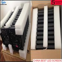 Outdoor waterproof full color HD P10 Led video panel