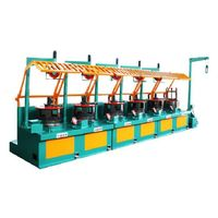 Pulley-type Steel Wire Pulling Machine