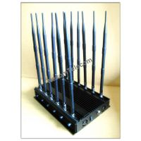 Model: CPJB12 12 antennas cellular+wifi+gps+lojack+433+315mhz all in one jammer