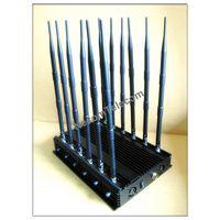 Model: CPJB12 12 antennas cellular+wifi+gps+lojack+433+315mhz all in one jammer