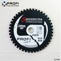 Multipurpose tct circular saw blades
