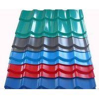 galvanized corrugated sheet metal materials