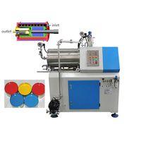 Horizontal industry grinding bead mill