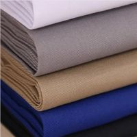 Polyester/cotton 90/10 2121 10858 drill fabric