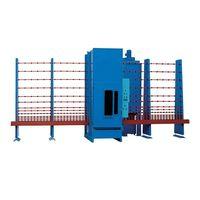 Glass Auotomatic Vertical Sand Blasting Machine