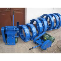 Hand-push type pile cutting machine