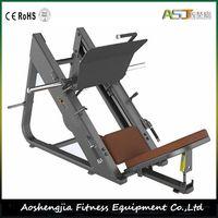 45 Angled Leg Press Gym Fitness Machine thumbnail image