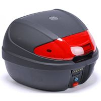 high quality plastic motorcycle top case