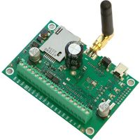 GSM SMS/DIAL Burglar Alarm And Remote Control System thumbnail image