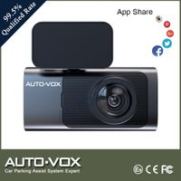 Super image resolution car DVR for Built-in Wi-Fi