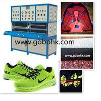 Hot Pressing Machine for Kpu PU TPU Sports Shoes Upper Making thumbnail image