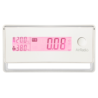 AirRadio E1 indoor use CH2O detector Formaldehyde sensor