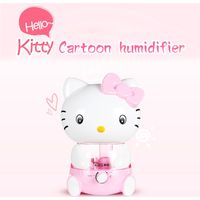 JS096 air humidifier with hello kitty design