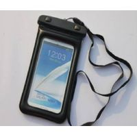 waterproof bag for cell phone,PVC waterproof case
