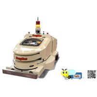 Automatic Guided Vehicle(AGV) Outdoor AGV