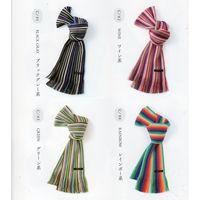 Wool Ribbed Scarf thumbnail image