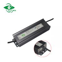 12v 80w triac dimmable led driver waterproofIP67 waterproof led driver supplier