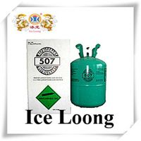 Mixed refrigerant r507a