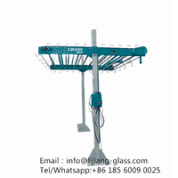 Aluminum spacer frame moving machine with CE for insulating glass
