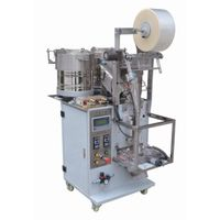 Bolt counting and packing machine
