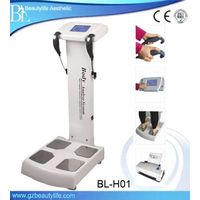 Digital Body Fat Measuring beauty device/human body element analyzer