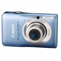 Canon PowerShot SD1300IS 12.1 MP Digital Camera with 4x Wide Angle Optical Image Stabilized Zoom and thumbnail image