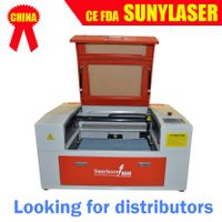 50w/60w Stone Laser Engraving Machine for Your Use