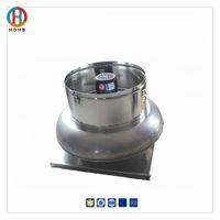 Aluminum Centrifugal Roof Top Fan for Factory Ventilation