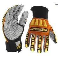 KONG ORIGINAL IRONCLAD GLOVES Oil and Gass Industry Safety Gloves GREY PALM TPR GLOVES