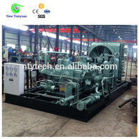 CNG Refueling Station Large Capacity Piston CNG Gas Compressor