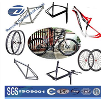 High Quality And Best Price Titanium Bicycle Frame