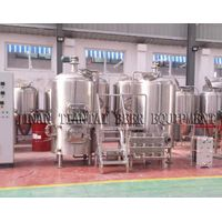 500L automated beer brewing system for sale