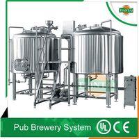 800L pub beer brewing equipment thumbnail image
