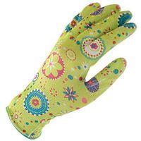 Garden Imprinted Nitrile Coated Work Gloves