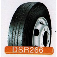 ALL STEEL RADIAL TRUCK TIRES