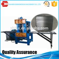 Mudguard forming machine