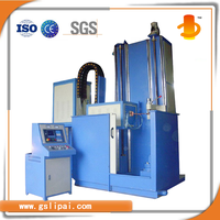 Induction Hardening Machine for Shafts