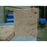 100% High Quality Frozen Pork fat skin off, pork backfat skinless, Frozen pig fat thumbnail image
