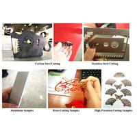 1000w Cnc Fiber laser cutting machine cutting all kinds of Metal Sheet thumbnail image