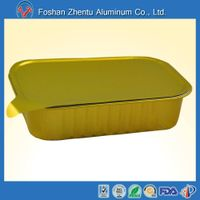 SPLS160A  kitchen accessory large serving restaurant disposable aluminum food container