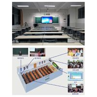 Multimedia Digital Classroom with Video Recording Systems
