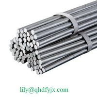 AlTi5B1 Rod / Wire Aluminum Titanium Boron Grain Refiner Alloy
