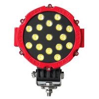 Automatic led work light 51 W offroad light